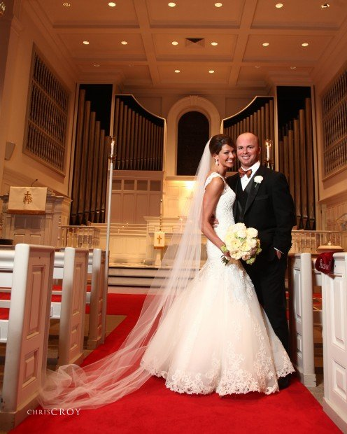 St Brides Real Estate: Waters & Spitzfaden Wedding