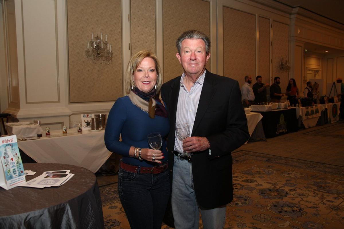 Jennie and Richard Mersman