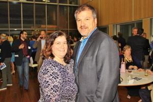 Joelle and Mark Biernacki