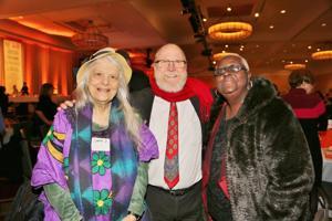 Laura Rand Orthwein, Jr., Paul Sheldon, Marlene Davis