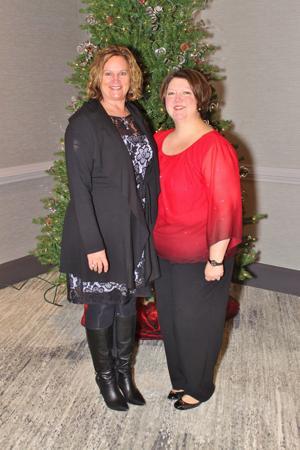 Cindy Marsh, Rachel Giffhorn (Chair and Co-Chair)