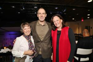 Susan Pfeiffer, Chuck and Sally Carpenter