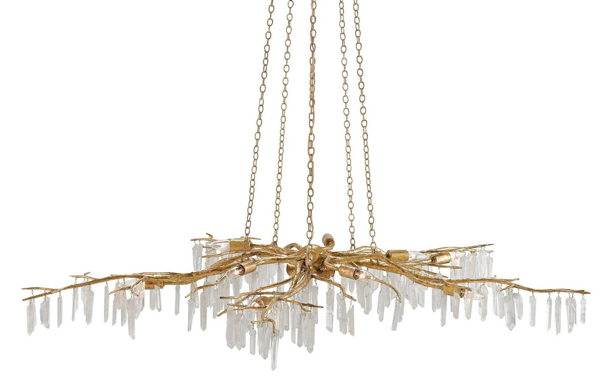 Branch Out With These Light Fixtures Columns Laduenews Com