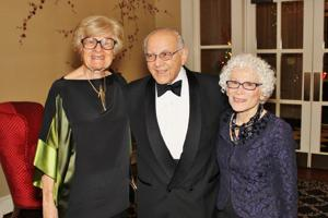 Carolyn Losos, Jerry Avrell, Phyllis Huiken