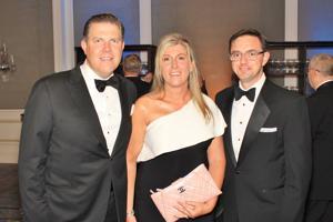 Matt and Anne Marie Schumacher, Tim O'Leary (Executive Director)