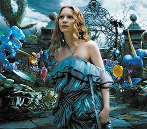 Alice in Wonderland: It's an 8