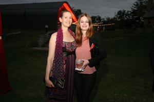 Patricia Olynyk, Heather Bennett