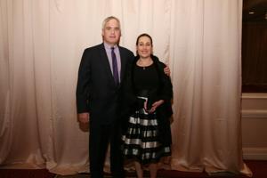 David and Helene Farrell