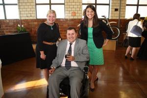 Whitney Dunn, Honorable Jason Sengheiser, Laura Halfmann-Morris