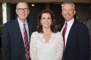 Kerry Brooks, Kristin and Andy Dielmann