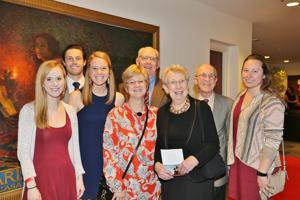 Grace Bornhoft, Curtis Polette, Clare Ackel, Chris Pickel, Eileen Pickel, Jerry Sexton, Maureen Werner, Kayla Polette