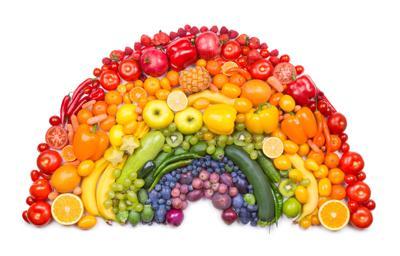 fruits and veggies 090117
