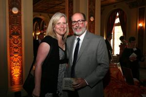 Brooke and Patrick Justis