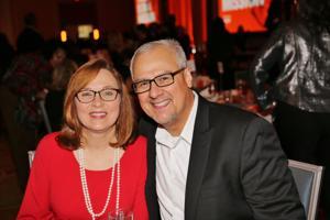 Teri and Joe Swan