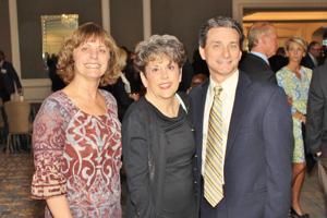 Ellyn Bender, Caryn and Greg Rosen