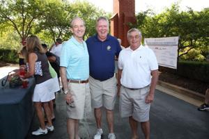 Walter Galvin, Dr. Howard Short, Bill Scheffel