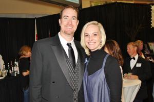 Sean and Lauren Moore