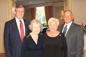 Joe Kinnison, Ann O'Toole, Jaqueline and Bill Hummel