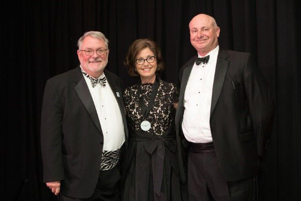 Dr. R. Eric Miller, Dr. Onnie Byers, and Winthrop B. Reed III.jpg