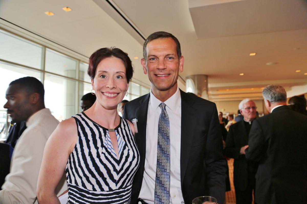 Julie Linder, Tom Mackown master of Ceremonies