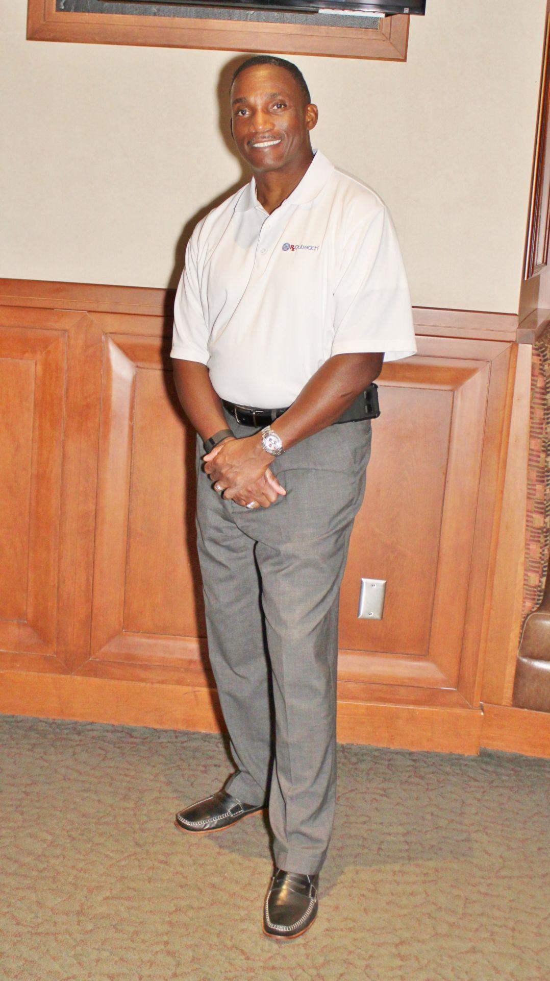 Darryl Munden (Executive Director)