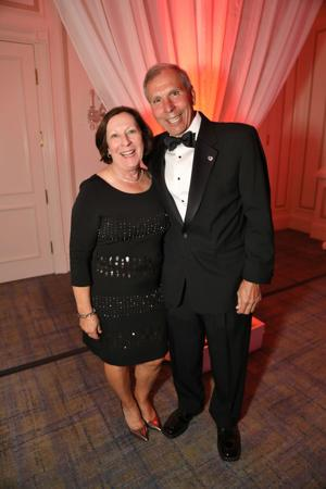 Co-chairs:  Rose and Jim Brennan
