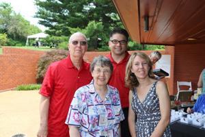 Gene Morse, Lettie Morse, Lance and Lyda Nunes