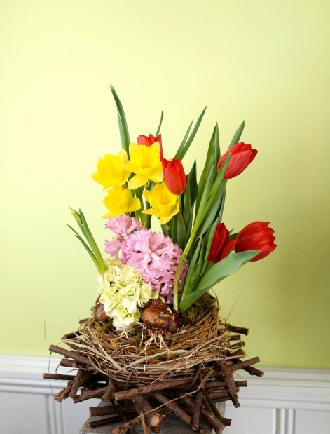 Spring Party Flowers By Ladue Florist