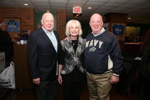 Larry Conners, Jane Ganz, Jim Naumann