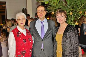 Ann Rotermund, Kevin Cloninger Phd (Executive Director), Stacy West