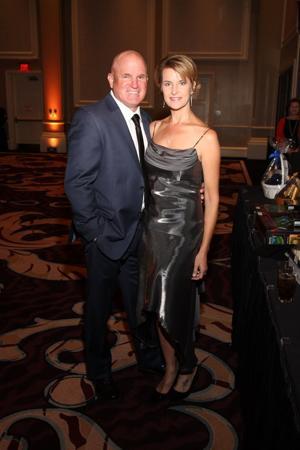 Gary and Tracy Stokes