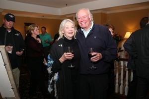 Cheryl Stein, John Martin
