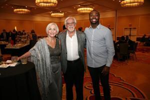 Linda and Virgil Mantle, Allen Holmes