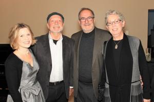 Chris and Joe Buckel, Gary and Janice Weil