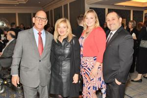 Tony LaMartina, Claire Erker, Tracey and Mike Leyva
