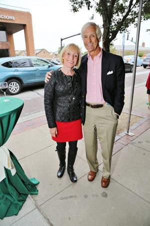 Louise and Richard Jensen