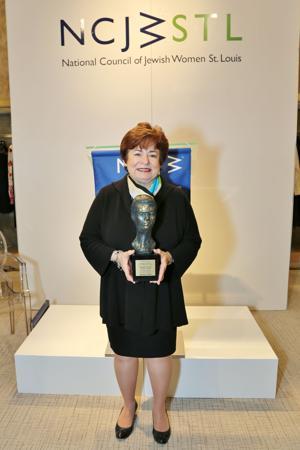 Awardee:  Maxine Clark