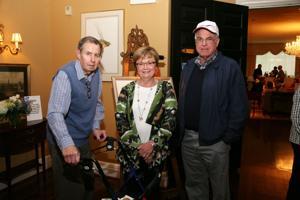 Guest Speaker Dennis and Rilla Pugh, Bill Billings