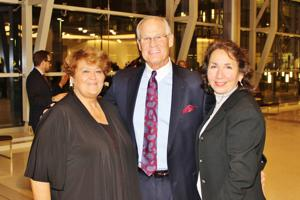 Cheryle and Tom O'Neal, Judy Leventhal
