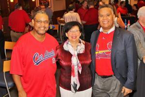 Kelvin Taylor, Anita and Rick White