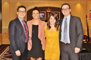 Stephen Plachta, Maggie Imperiale, Emily Scott, Wesley Green