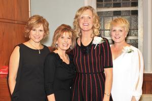 Michelle Wright, Susie Eckelkamp, Deb Bostic, Gretchen Adams
