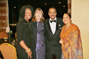 Denise Fennoy, Mindy Watson, John Shivers, Jan Forrest Banks