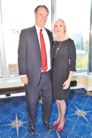 Debbie and Dean Franklin