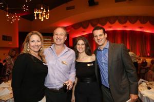 Sabina, Doug, Macy and Cobin Holtzman