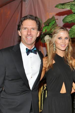 Brad and Chrissie Werner