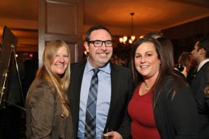 Darlene and Dr. Mark Wade, Sarah vonHoven