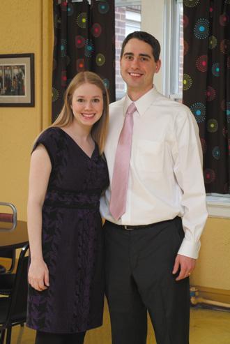 Drs. Patrick & Elizabeth White