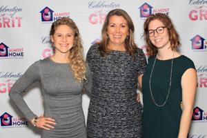 Lindsay Matush, Michelle Abel, Grace Stansberry