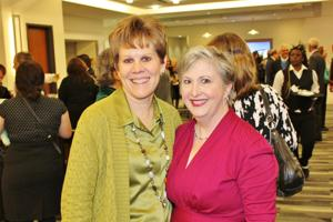Susan Harbaugh, Jeanette Cooperman